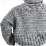The Surprise Sweater Crochet Pattern