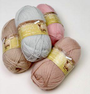 King Cole Merino 4 Ply Yarn