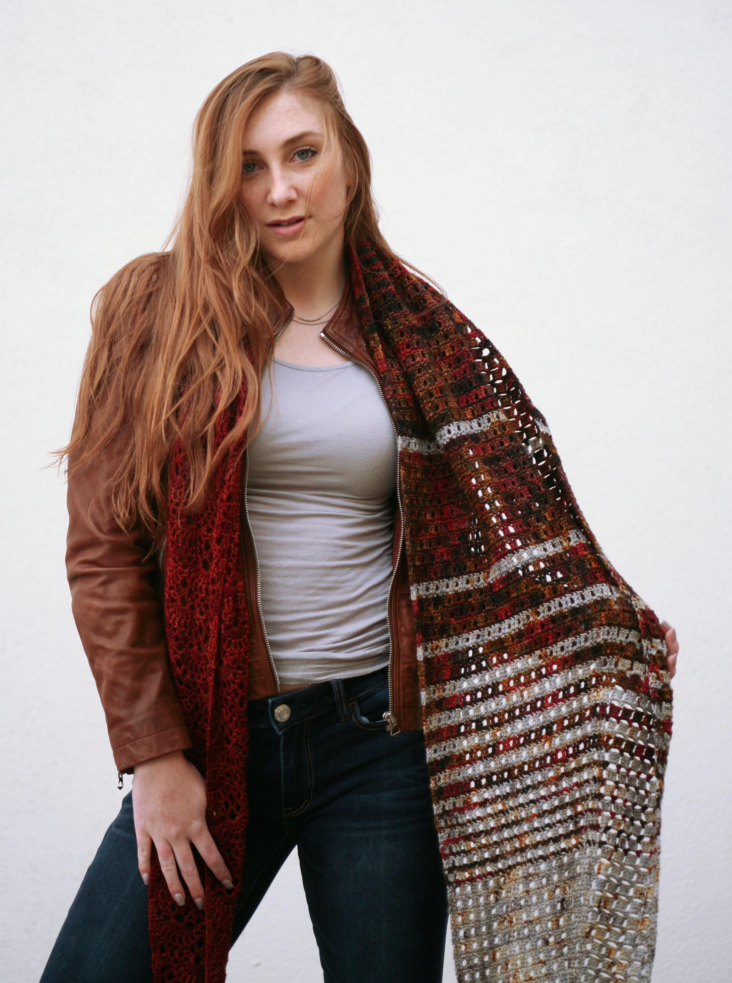 Okapi Crochet Shawl